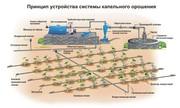 Системы капельного и дождевого орошения Турция