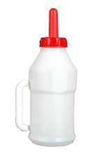 Бутылка для выпаивания молодника 2, 5 л