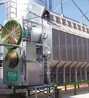 Зерносушилка TE2432E(возможность увеличения производительности,  надстройка 2-го и 3-го модуля)